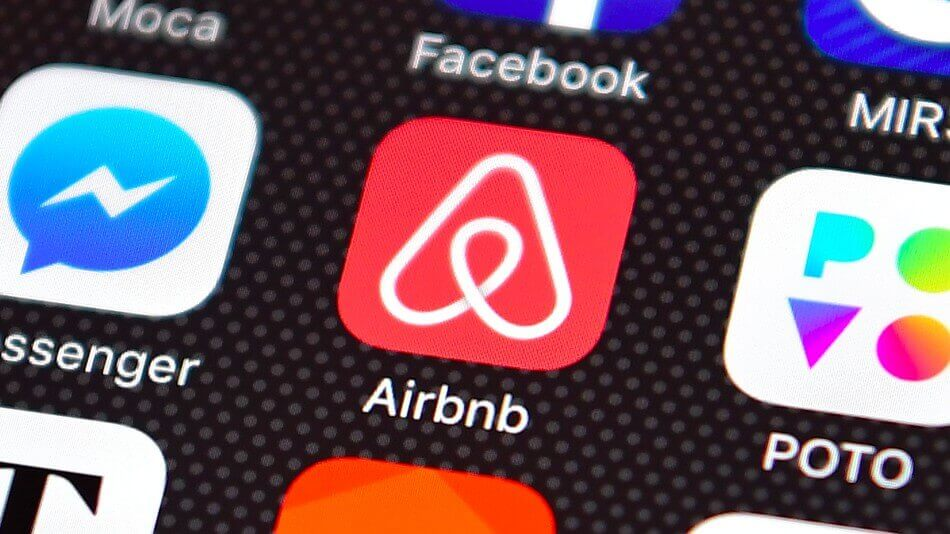 Does AirBnB really have a negative impact on hotel sales?