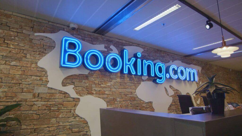 Booking.com lists more homes than Airbnb and AI is rocking
