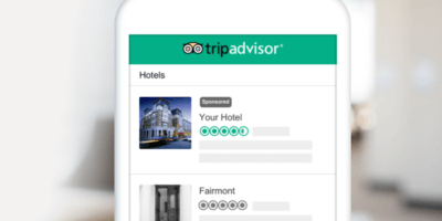 How does TripAdvisor rank hotels?