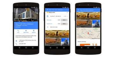 What Hotels Can Learn From Google Mobile Booking Experience